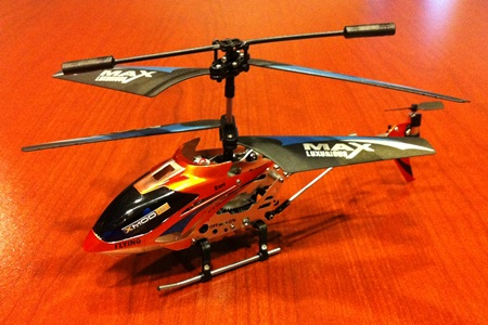 Awesome XMP RC Helicopter